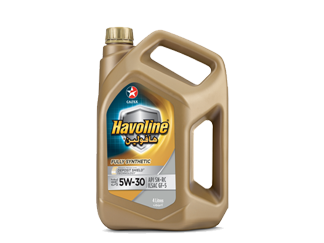 Havoline Pro DS Fully Synthetic ECO 5 SAE 5W-30