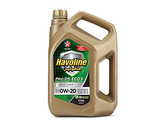 Havoline ProDS Fully Synthetic ECO 5 SAE 0W-20